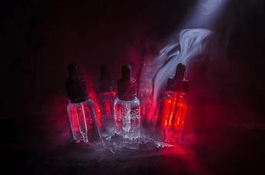 Vape Liquid Safekeeping