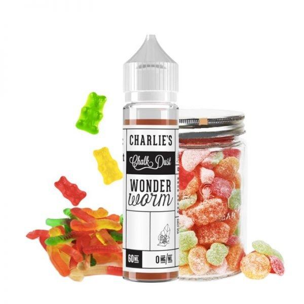 Wonder Worm by Charlie's Chalk Dust