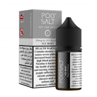 Ice Mint by Pod Salt