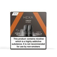 tobacco hexa pod