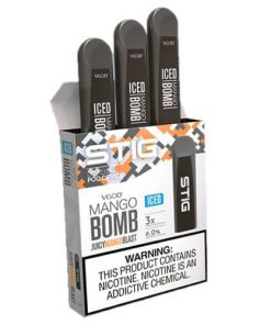 VGOD Stig Mango Bomb Iced